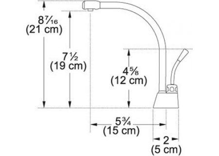 Franke - LB1180 - Hot Water Dispensers