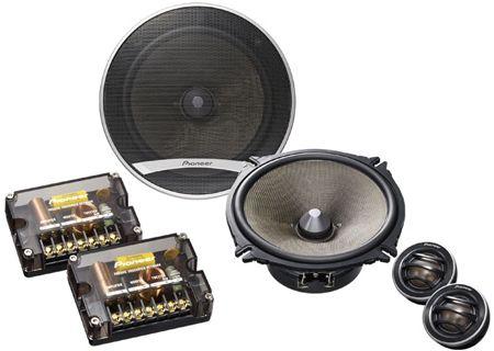 Pioneer - TSD1720C - 6 1/2 Inch Car Speakers