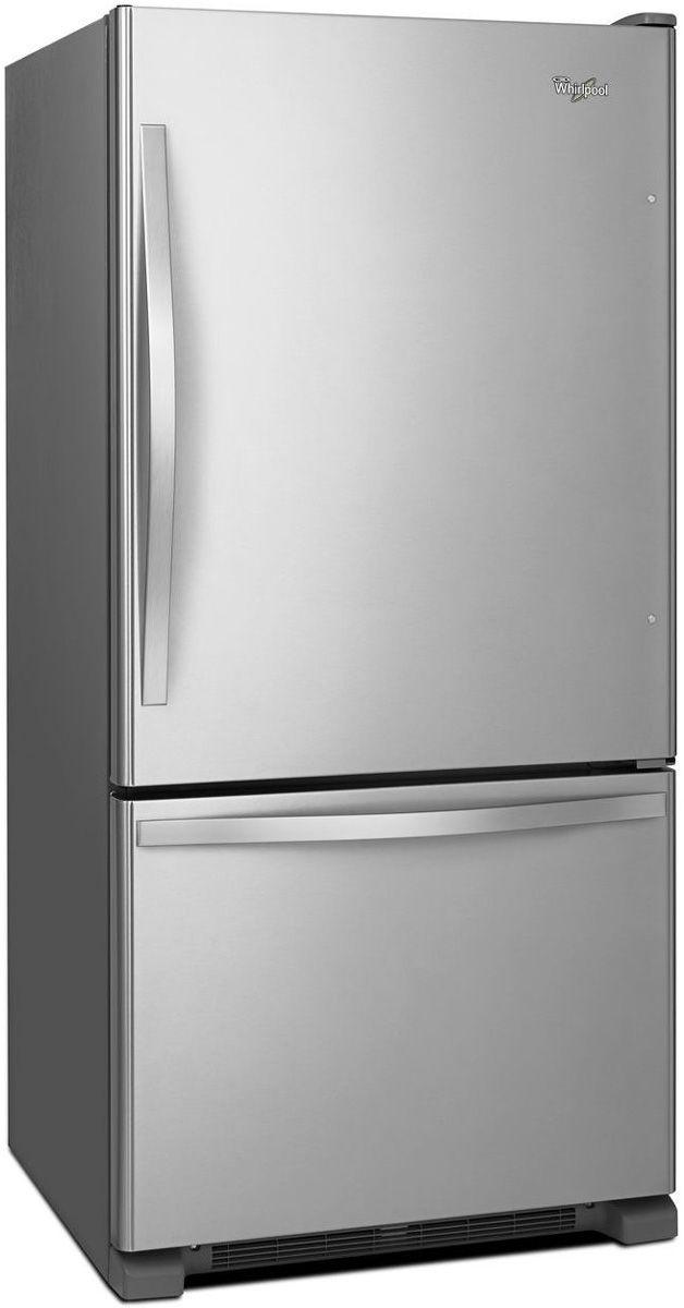 Whirlpool Bottom Freezer Refrigerator Wrb322dmbm
