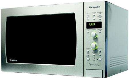 Panasonic Genius Prestige Inverter Microwave Convection