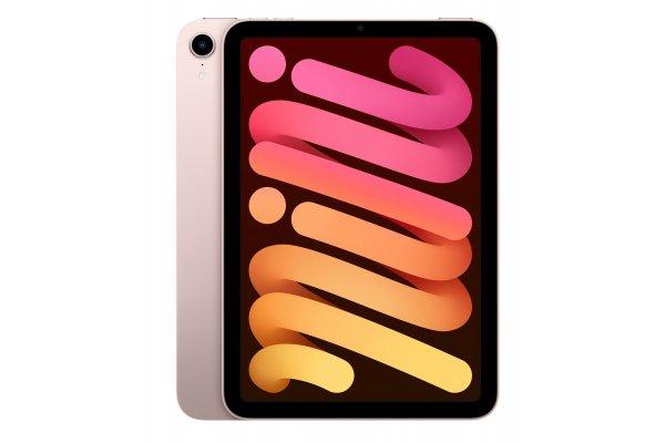 Large image of Apple iPad mini 8.3-Inch 256GB Wi-Fi Pink (2021) - MLWR3LL/A
