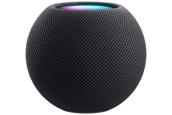 Large image of Apple Space Gray HomePod Mini - MY5G2LL/A