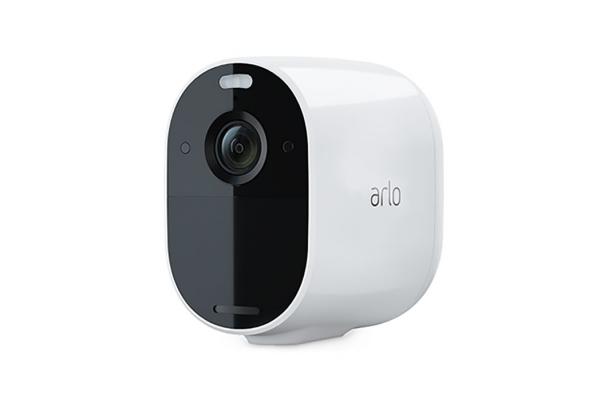 Large image of Arlo Essential White Spotlight Camera - VMC2030-100NAS