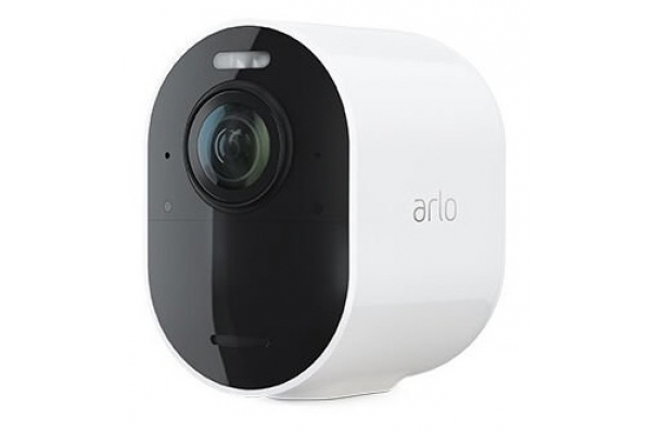 Large image of Arlo Ultra 2 White Spotlight Add-On Camera - VMC5040200NAS