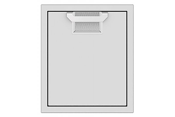 "Large image of Hestan Aspire 18"" Steeletto Right-Hinge Single Access Door - AEADR18"