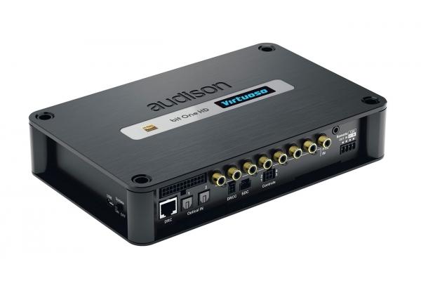 Large image of Audison Bit One HD Virtuoso Hi-Res Signal Processor - BITONEHDVIRTUOSO