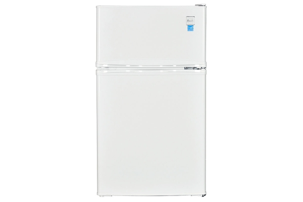 Large image of Avanti 3.1 Cu. Ft. White Counterhigh Refrigerator - RA31B0W