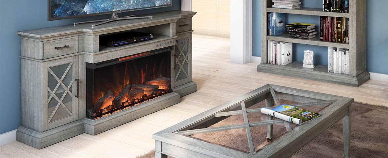 Classicflame Decorative Electric Fireplaces Abt