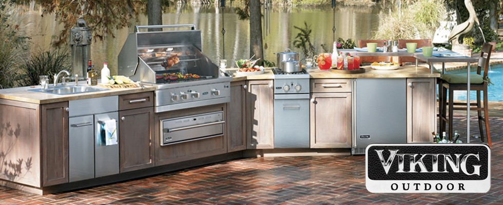 Viking Outdoor Grills, Accessories, Grillware & More | Abt
