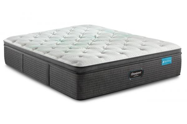 Large image of Beautyrest Harmony Cayman Series Medium Pillow Top King Mattress - 700811058-1060