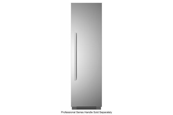 "Large image of Bertazzoni 24"" Stainless Steel Right-Hinge Built-In Freezer Column - REF24FCIPIXR"