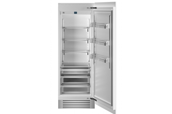 "Large image of Bertazzoni 30"" Panel Ready Right-Hinge Built-In Refrigerator Column - REF30RCPRR"