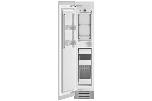 "Large image of Bertazzoni 18"" Panel Ready Left-Hinge Built-In Freezer Column - REF18FCIPRL"
