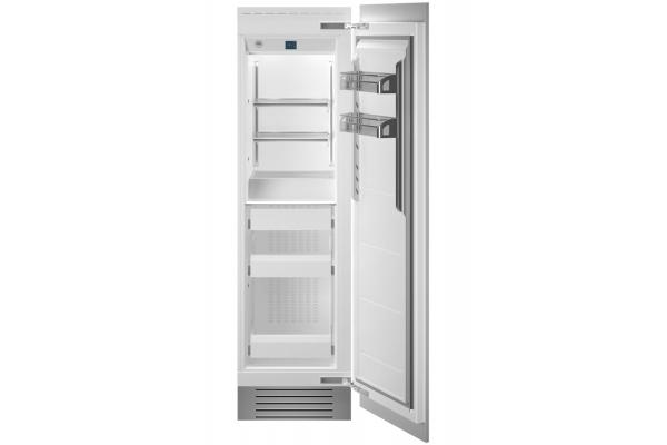 "Large image of Bertazzoni 24"" Panel Ready Right-Hinge Built-In Freezer Column - REF24FCIPRR"