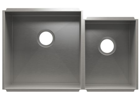 Julien UrbanEdge Stainless Steel Undermount Kitchen Sink - 003638