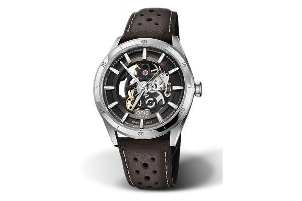 Large image of Oris Artix GT Skeleton Stainless Steel Mens Watch - 0173477514133
