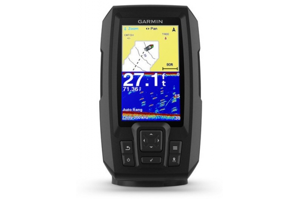 Large image of Garmin Striker Plus 4 With Dual-Beam Transducer - 010-01870-00