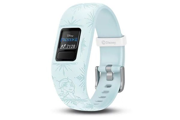 Garmin vivofit Jr. 2 Disney Frozen 2 Elsa Kids Activity Tracker - 010-01909-38