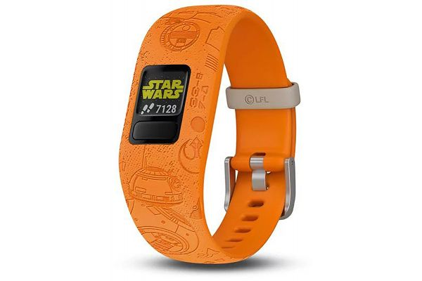 Large image of Garmin vivofit Jr. 2 Star Wars Light Side Kids Activity Tracker - 010-01909-3A