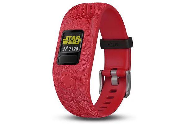 Garmin vivofit Jr. 2 Star Wars Dark Side Kids Activity Tracker - 010-01909-3B