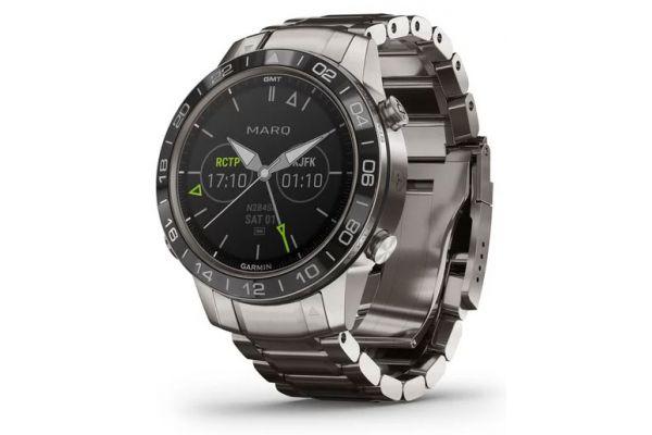 Large image of Garmin MARQ Aviator Smartwatch - 010-02006-03