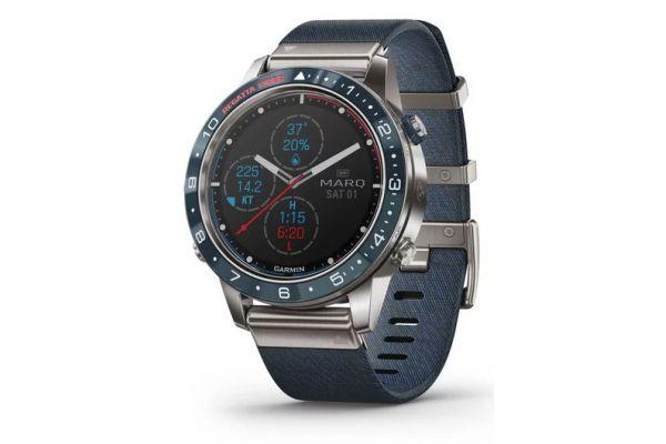 Large image of Garmin MARQ Captain Smartwatch - 010-02006-06