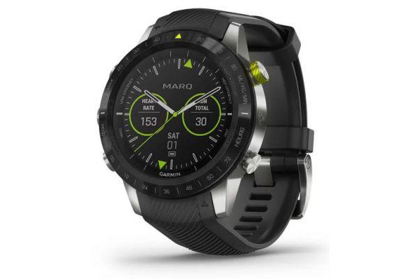 Large image of Garmin MARQ Athlete Smartwatch - 010-02006-15