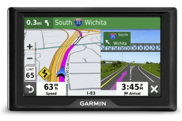 Large image of Garmin Drive 52 GPS Navigation System - 010-02036-06