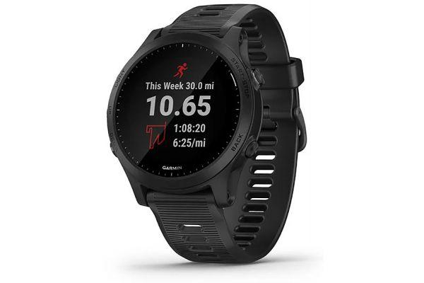 Large image of Garmin Forerunner 945 Black Smartwatch - 010-02063-00