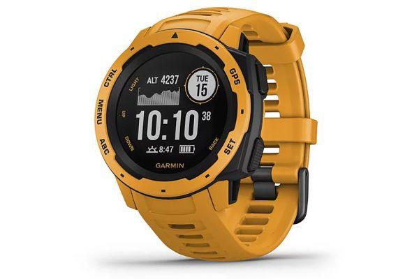 Large image of Garmin Instinct Sunburst Smartwatch - 010-02064-03