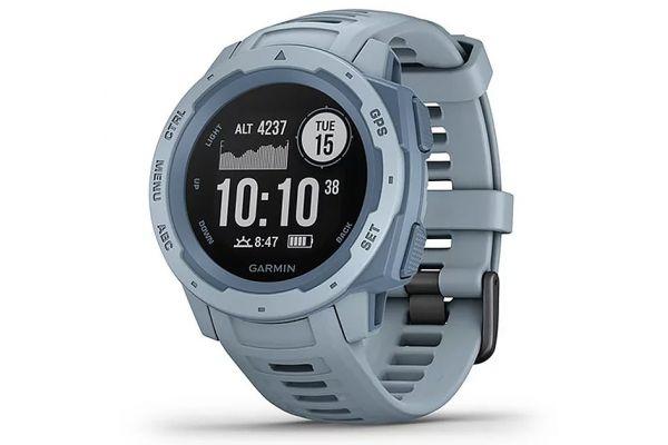 Garmin Instinct Sea Foam Smartwatch - 010-02064-05