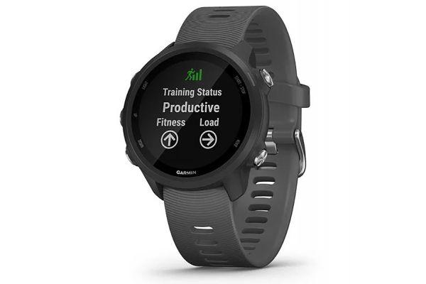 Garmin Forerunner 245 Slate Smartwatch - 010-02120-00