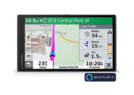 Garmin DriveSmart 65 Premium Navigator With Amazon Alexa - 010-02153-00