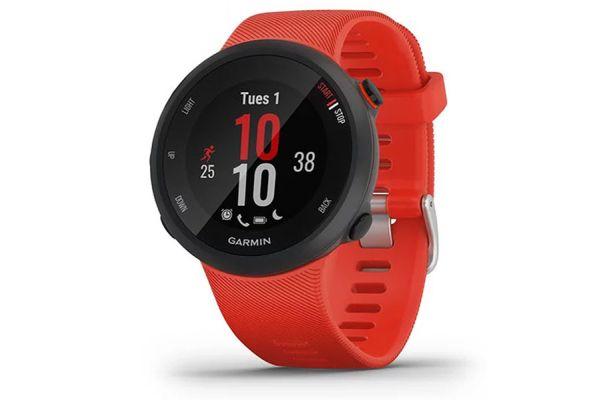 Garmin Forerunner 45 Lava Red Smartwatch - 010-02156-06
