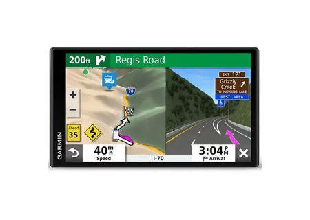 Garmin RV 780 & Traffic GPS Navigation System - 010-02227-00