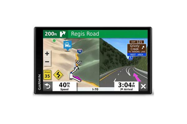 Large image of Garmin RV 780 & Traffic GPS Navigation System - 010-02227-00