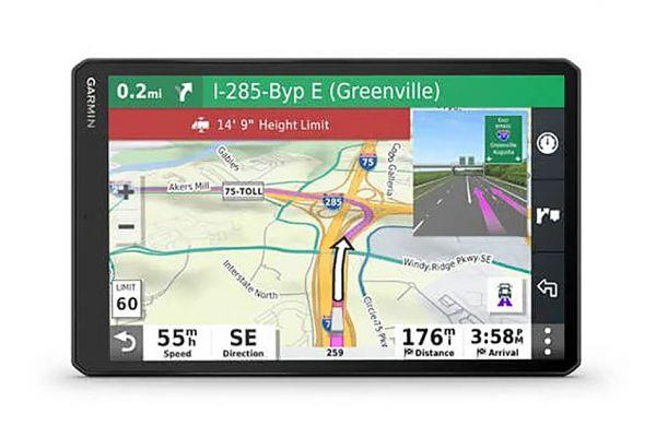 """Large image of Garmin Dezl OTR1000 10"""" Trucking GPS Navigation System - 010-02315-00"""