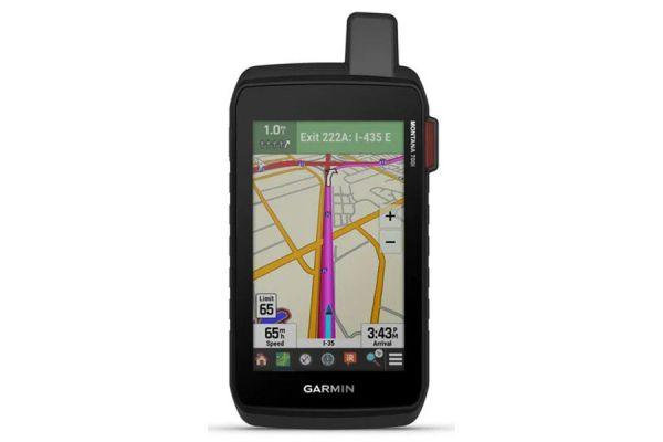 Large image of Garmin Montana 700i Rugged Hiking GPS Touchscreen Navigator With inReach Technology - 010-02347-10