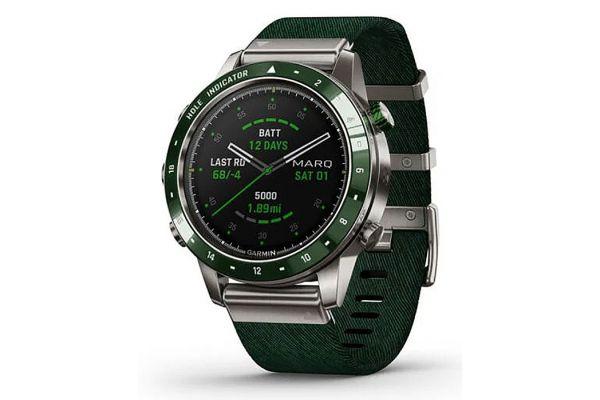 Large image of Garmin MARQ Golfer Smartwatch - 010-02394-00