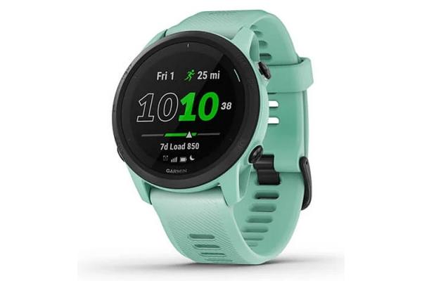Large image of Garmin Forerunner 745 Neo Tropic Smartwatch - 010-02445-01