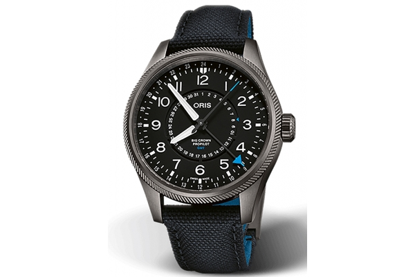 Large image of Oris Big Crown ProPilot 57th Reno Air Races Limited Edition Stainless Steel Mens Watch - 0179877684284SET