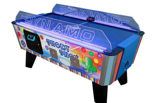 Large image of Dynamo Short Shot Air Hockey Table - 020401300