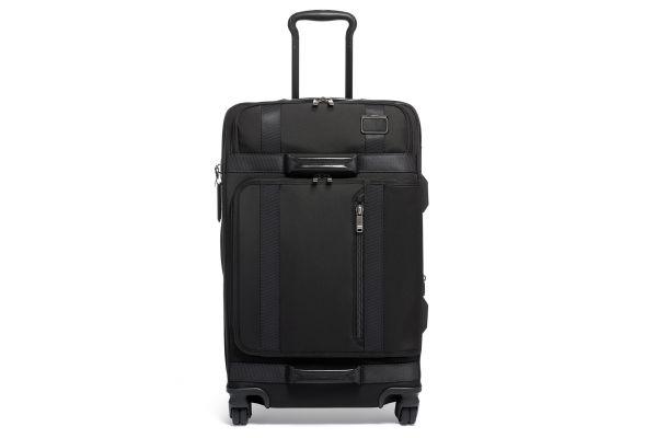 Large image of Tumi Merge Black Short Trip Expandable 4 Wheeled Packing Case - 022028664D2