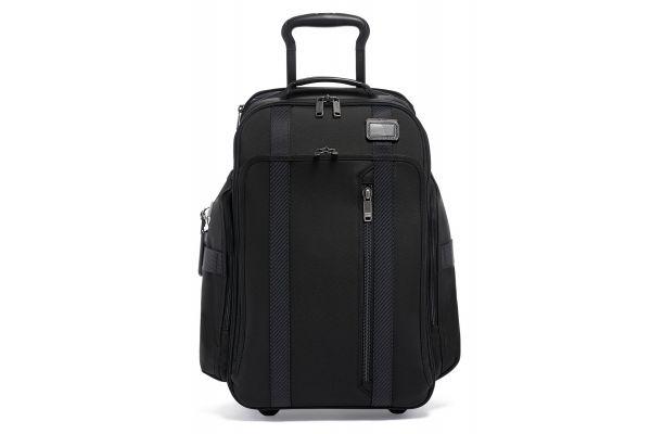 Large image of TUMI Merge Black Wheeled Backpack - 022028773D2
