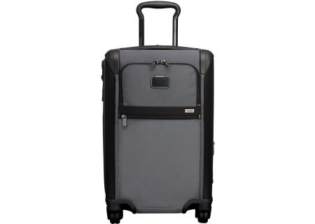 Tumi Alpha 2 Pewter International Expandable 4 Wheeled Carry-On - 1038321688