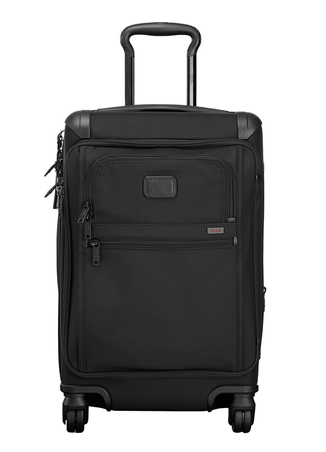 Tumi Front Lid International Black Carry On 22560d2