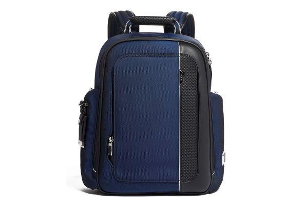 Large image of TUMI Arrive Navy Larson Backpack - 1305631596