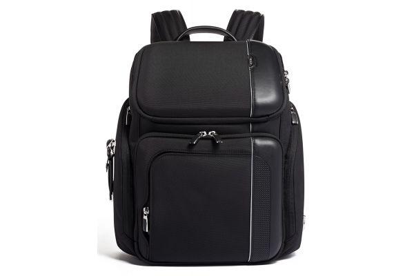 Large image of TUMI Arrive Black Ford Backpack - 025503013D3