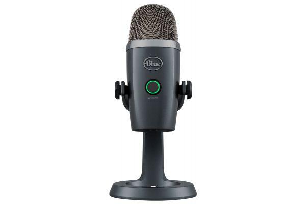 Blue Microphones Shadow Grey Yeti Nano USB Microphone - 0281