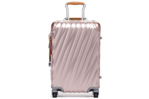 Large image of TUMI 19 Degree Aluminum Blush International Carry-On - 036860BLH2